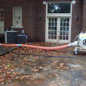 Broken Sewer Pipe Chicago
