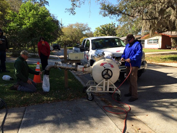 Chicago Trenchless Sewer Repairs